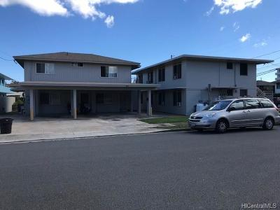 Honolulu HI Multi Family Home For Sale: $2,200,000