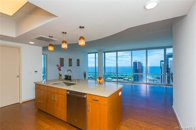 Honolulu County Condo/Townhouse For Sale: 555 South Street #4005