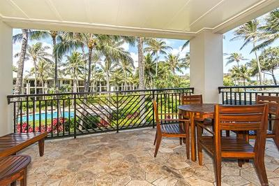 Honolulu County Condo/Townhouse In Escrow Not Showing: 57-020 Kuilima Drive #215