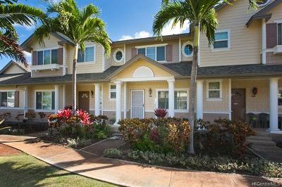 Ewa Beach Condo/Townhouse For Sale: 91-2022 Kaioli Street #2103