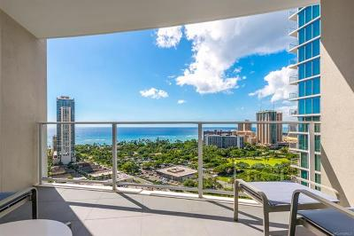 Honolulu County Condo/Townhouse For Sale: 2120 Lauula Street #2402