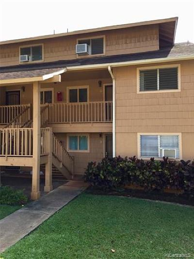 Pearl City Condo/Townhouse For Sale: 98-1371 Koaheahe Place #71