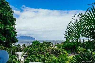 Kaneohe HI Single Family Home For Sale: $899,000