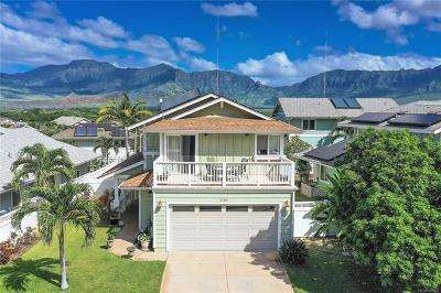 Waianae Single Family Home For Sale: 87-1030 Anaha Street
