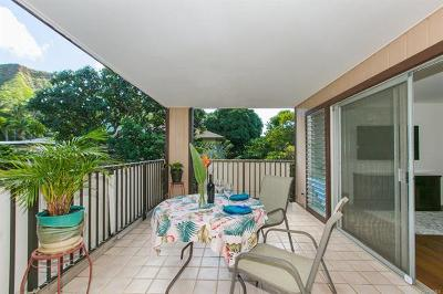 Condo/Townhouse For Sale: 3731 Kanaina Avenue #240