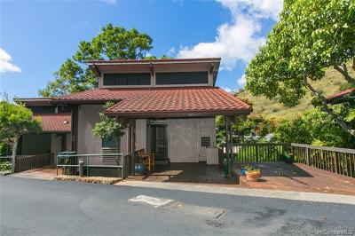 Condo/Townhouse For Sale: 1487 Hiikala Place #16