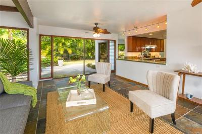 Honolulu County Single Family Home For Sale: 1036 Mokuhano Street