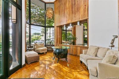 Honolulu County Condo/Townhouse For Sale: 2040 Nuuanu Avenue #1006