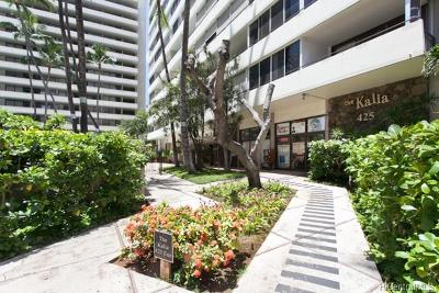 Honolulu County Condo/Townhouse For Sale: 425 Ena Road #1202B