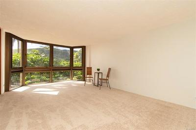 Honolulu County Condo/Townhouse For Sale: 531 Hahaione Street #2/4D