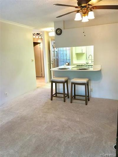 Mililani Condo/Townhouse For Sale: 95-510 Wikao Street #G102