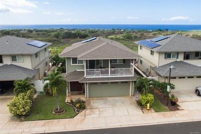 Waianae Single Family Home For Sale: 84-575 Kili Drive #9