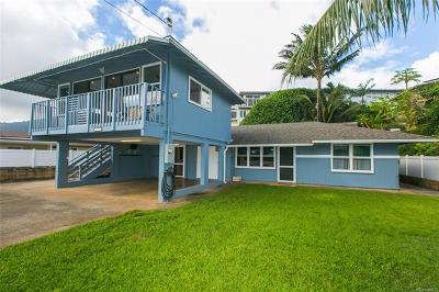 Kaneohe HI Single Family Home For Sale: $888,000