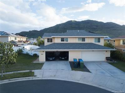 Waianae Single Family Home For Sale: 87-325 Mokila Place