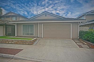 Waipahu Single Family Home For Sale