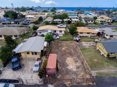 Honolulu County Residential Lots & Land In Escrow Showing: 85-921 Lihue Street