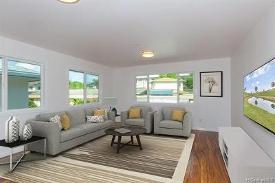 Waipahu Single Family Home For Sale: 94-1199 Kaniau Place