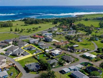 Kahuku Single Family Home For Sale: 56-419 Kamehameha Highway #NC-14
