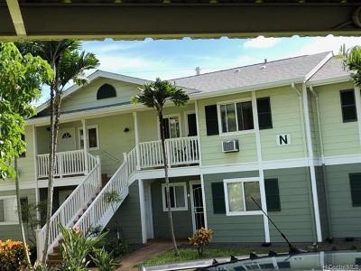 Waipahu Condo/Townhouse For Sale: 94-510 Lumiaina Street #N201