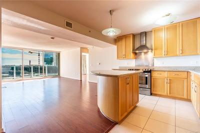 Honolulu County Condo/Townhouse For Sale: 1288 Kapiolani Boulevard #I-1106