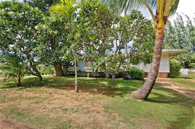 Single Family Home For Sale: 41-029 Manana Street