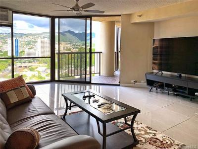 Honolulu Condo/Townhouse For Sale: 60 N Beretania Street #1603