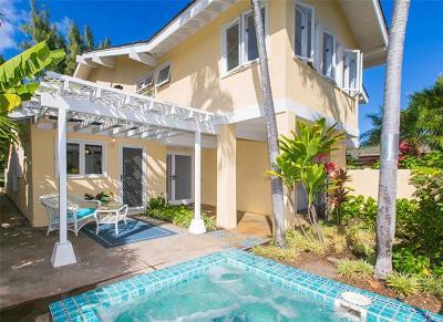Honolulu HI Single Family Home For Sale: $1,120,000