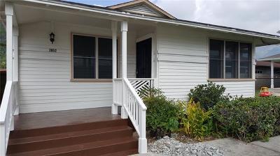 Honolulu HI Rental For Rent: $2,675