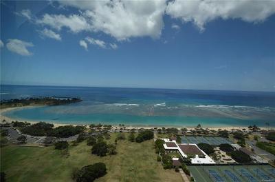 Central Oahu, Diamond Head, Ewa Plain, Hawaii Kai, Honolulu County, Kailua, Kaneohe, Leeward Coast, Makakilo, Metro Oahu, N. Kona, North Shore, Pearl City, Waipahu Rental For Rent: 1330 Ala Moana Boulevard #3503