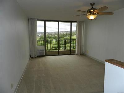 Aiea Condo/Townhouse For Sale: 98-402 Koauka Loop #1911