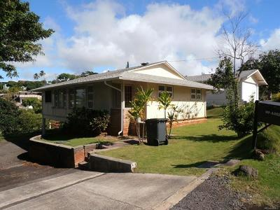 Rental For Rent: 99-1052 Aiea Heights Drive
