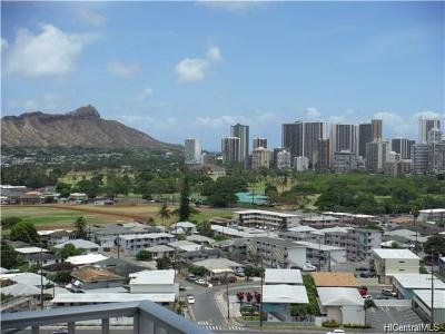 Honolulu Condo/Townhouse For Sale: 2740 Kuilei Street #1703