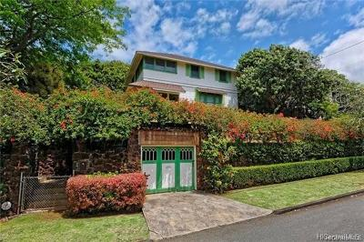 Single Family Home For Sale: 2346 Liloa Rise