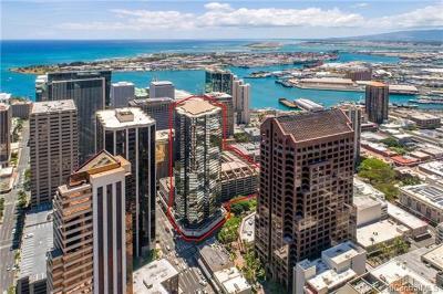 Honolulu Condo/Townhouse For Sale: 1088 Bishop Street #2006