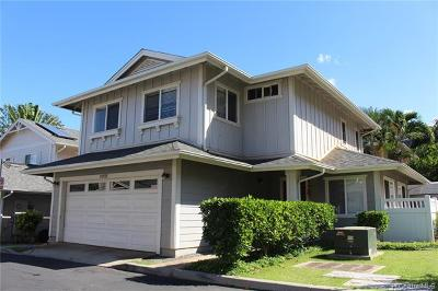 Waianae Single Family Home For Sale: 87-2173 Pakeke Street #63