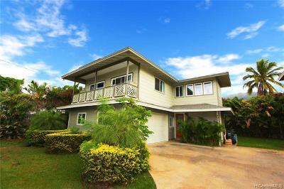 Waianae HI Single Family Home For Sale: $660,000