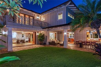 Hawaii County, Honolulu County Single Family Home For Sale: 4652 Kolohala Street