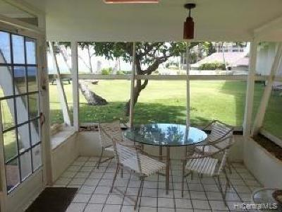 Honolulu County Condo/Townhouse For Sale: 53-567 Kamehameha Highway #R2