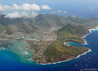 Honolulu Residential Lots & Land For Sale: 1332 Miloiki Street