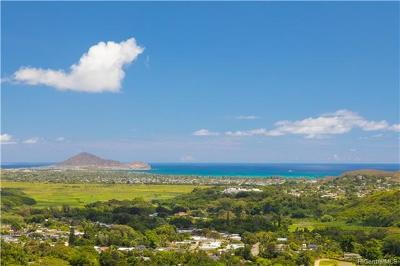 Kailua Residential Lots & Land For Sale: Lopaka Way #3