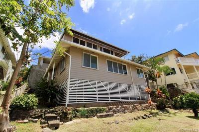 Single Family Home For Sale: 1732 Skyline Drive