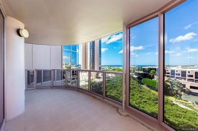 Honolulu Condo/Townhouse For Sale: 425 South Street #804