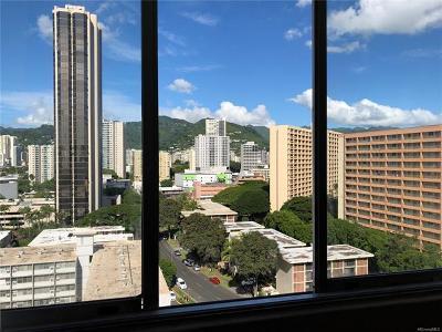 Honolulu HI Condo/Townhouse For Sale: $270,000