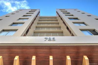 Condo/Townhouse For Sale: 785 Kinau Street #706