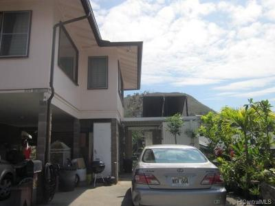 Honolulu HI Rental For Rent: $2,400