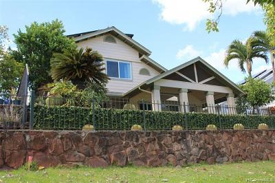 Waipahu Single Family Home For Sale: 94-571 Lumiauau Street