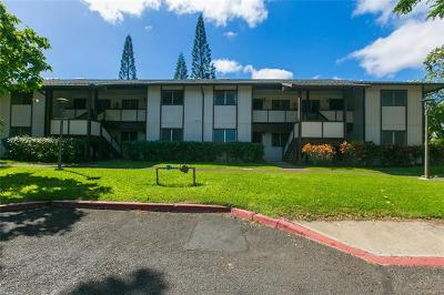 Pearl City Condo/Townhouse For Sale: 96-214 Waiawa Road #96