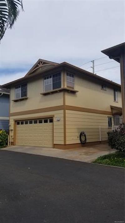 Ewa Beach Single Family Home For Sale: 91-372 Makalea Street