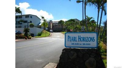 Aiea Rental For Rent: 98-660 Moanalua Loop #166