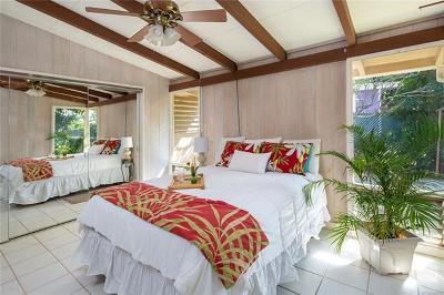 Honolulu Single Family Home For Sale: 4351 Olaloa Street